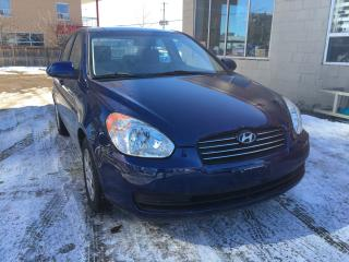 Used 2008 Hyundai Accent GLS for sale in Waterloo, ON