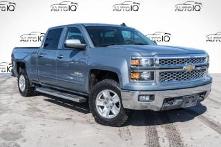 Used 2015 Chevrolet Silverado 1500 1LT TRUE NORTH EDITION! for sale in Barrie, ON
