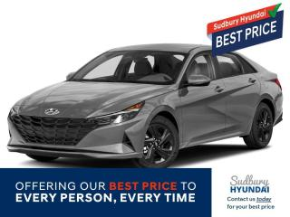 New 2021 Hyundai Elantra Preferred w/Sun & Tech pkg for sale in Sudbury, ON