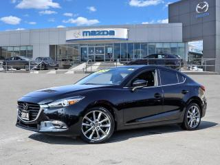 Used 2018 Mazda MAZDA3 GT - ONLY 19604 KMS!! for sale in Hamilton, ON