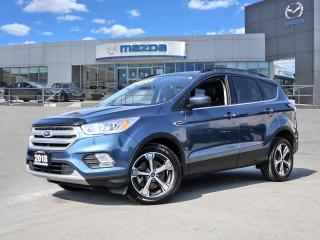 Used 2018 Ford Escape SEL - ** CLEAN CARFAX, ONE OWNER, LOCAL VEHICLE, EXCELLENT CONDITION ** for sale in Hamilton, ON