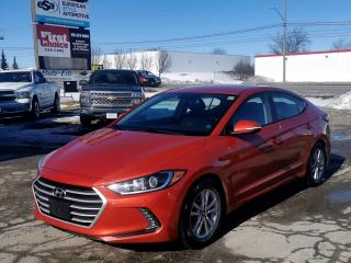 Used 2017 Hyundai Elantra 4DR SDN AUTO GL for sale in Kitchener, ON