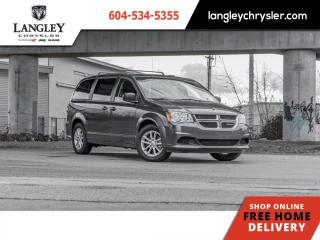 Used 2017 Dodge Grand Caravan SXT Plus  DVD/ Backup/ Bluetooth/ Stow N Go for sale in Surrey, BC