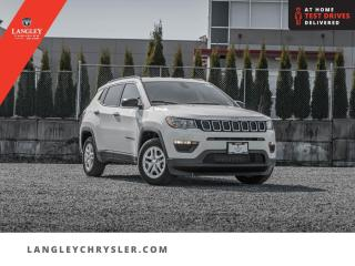 New 2021 Jeep Compass Sport for sale in Surrey, BC