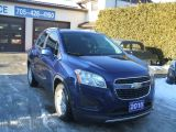 Photo of Blue 2015 Chevrolet Trax