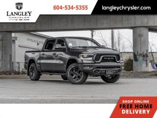 New 2021 RAM 1500 Rebel for sale in Surrey, BC