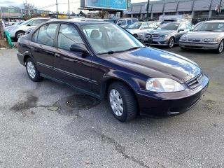 Used 2000 Honda Civic Special Edition  for sale in Vancouver, BC