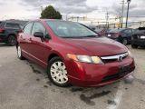 Photo of Red 2006 Honda Civic