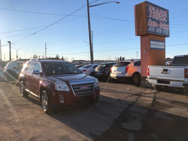2012 GMC Terrain SLT-2**V6*AWD*LEATHER*CAM*CERT