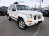 Photo of White 2004 Jeep Liberty