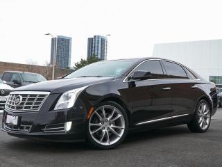 Used 2015 Cadillac XTS AWD-HUD-NAVI-CAMERA-DIGITAL DASH-LOADED for sale in Toronto, ON