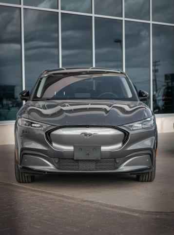 2021 Ford Mustang Mach-E Premium AWD  - $598 B/W