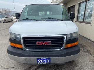Used 2010 GMC Savana SATELLITE RADIO, POWER SEATS, POWER WINDOWS, A/C for sale in Woodbridge, ON