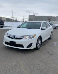Used 2012 Toyota Camry LE| $0 DOWN - EVERYONE APPROVED! for sale in Calgary, AB