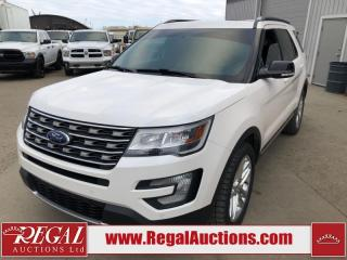 Used 2016 Ford Explorer XLT 4D Utility 3.5L 4WD for sale in Calgary, AB