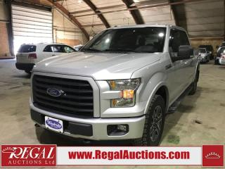 Used 2016 Ford F-150 XLT SUPERCREW 4WD 5.0L for sale in Calgary, AB