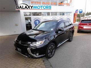 Used 2018 Mitsubishi Outlander Phev GT - Sunroof, Heated Seats, Hybrid for sale in Victoria, BC