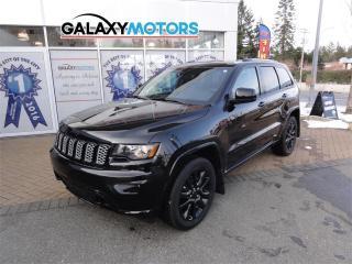 Used 2020 Jeep Grand Cherokee Altitude for sale in Victoria, BC