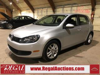 Used 2010 Volkswagen Golf 4D Hatchback for sale in Calgary, AB