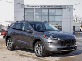 New 2021 Ford Escape SEL 0% APR   NAV   CO-PILOT   for sale in Winnipeg, MB