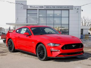 New 2021 Ford Mustang GT Premium 1.49% APR | 401A | PERF PKG for sale in Winnipeg, MB