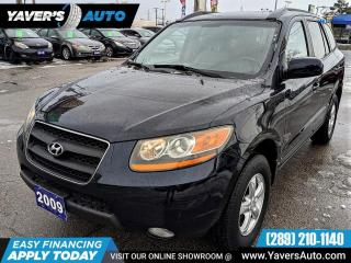 Used 2009 Hyundai Santa Fe GL for sale in Hamilton, ON