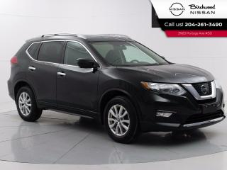 Used 2017 Nissan Rogue SV Tech PKG  Accident Free, Remote Start, 360 Camera's, Moonroof, Navigation for sale in Winnipeg, MB
