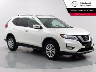 Used 2017 Nissan Rogue SV Tech PKG  Accident Free, Remote Start, 360 Camera's, Nav., Moonroof for sale in Winnipeg, MB