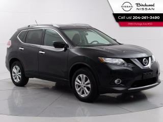 Used 2016 Nissan Rogue SV Tech PKG  One Owner, 360 Camera's, Moonroof, Navigation for sale in Winnipeg, MB