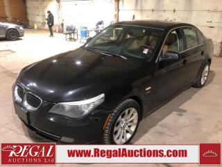 Used 2010 BMW 5 Series 528I 4D Sedan AWD for sale in Calgary, AB