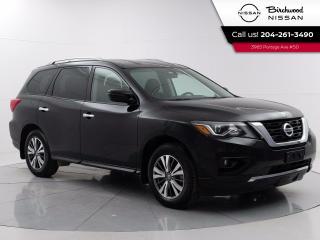 Used 2020 Nissan Pathfinder SV Tech No Accidents, Navigation, Remote Start, Blind Spot Warning for sale in Winnipeg, MB