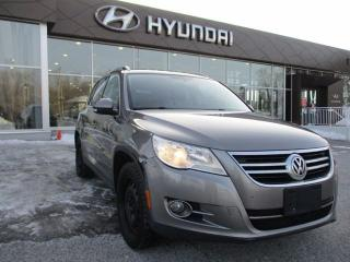 Used 2010 Volkswagen Tiguan 2.0 TSI Trendline for sale in Ottawa, ON