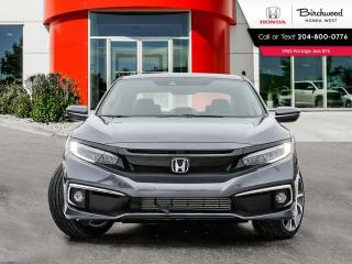 New 2021 Honda Civic Touring for sale in Winnipeg, MB