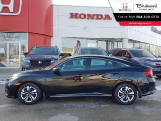 Used 2018 Honda Civic LX Apple CarPlay - Android Auto - Heated Seats - Bluetooth for sale in Winnipeg, MB