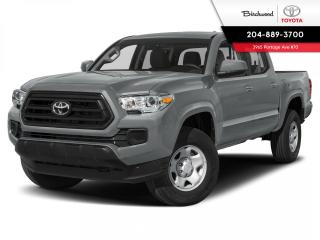 New 2021 Toyota Tacoma 4x4 Double Cab Auto SB TRD OFF ROAD for sale in Winnipeg, MB