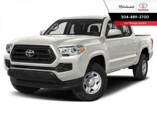 New 2021 Toyota Tacoma 4x4 Double Cab Auto SB TRD SPORT PREMIUM for sale in Winnipeg, MB