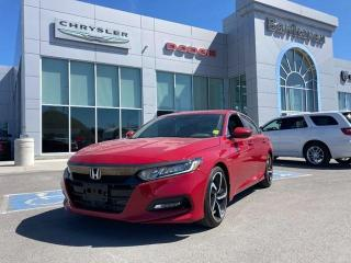 Used 2020 Honda Accord Sport 1.5T for sale in Ottawa, ON