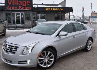 Used 2013 Cadillac XTS Luxury Collection HEATED SEATS! NAVIGATION! AWD! for sale in Saskatoon, SK