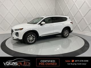 Used 2020 Hyundai Santa Fe Essential 2.4  w/Safety Package AWD| SMARTSENSE PKG| APPLE/ANDRIOD AUTO| HEATED SEATS for sale in Vaughan, ON