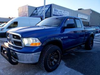 Used 2009 Dodge Ram 1500 SLT/Sport 4X4|QUAD CAB|LARGE PICKUP|ALLOYS for sale in Concord, ON