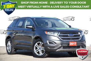 Used 2017 Ford Edge Titanium 300A | TOURING | MOONROOF | NAV for sale in Kitchener, ON