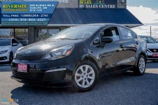 Used 2017 Kia Rio LX for sale in Guelph, ON