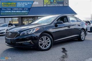 Used 2017 Hyundai Sonata SE for sale in Guelph, ON
