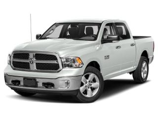 New 2021 RAM 1500 Classic Warlock 4x4 Crew Cab 5'7  Box for sale in Milton, ON