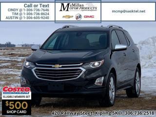 New 2021 Chevrolet Equinox Premier for sale in Kipling, SK