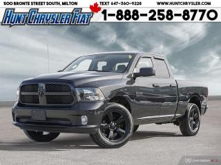 Used 2018 RAM 1500 EXPRESS | BLACKOUT | WHEEL & SOUND | CAM | V6 & MO for sale in Milton, ON