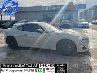 Used 2016 Scion FR-S Release Series 2.0 #695 LEATHER Htd Seat NO CLAIMS for sale in Winnipeg, MB