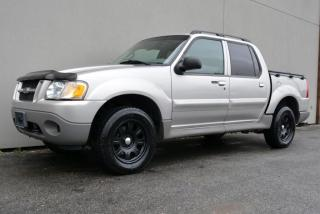 Used 2003 Ford Explorer Sport Trac XLT 4X4 for sale in Vancouver, BC