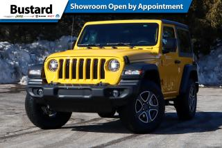 New 2021 Jeep Wrangler SPORT | REMOTE START | COLD WEATHER GROUP for sale in Waterloo, ON