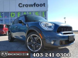 Used 2011 MINI Cooper Countryman S LOADED!! for sale in Calgary, AB